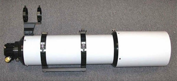 "APM Telescopes LZOS 3-Element Super ED APO 130/1170 Apochromatic Refractor Telescope with 3.7"" APM Focuser"