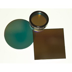Astrodon Narrowband Filters - SII 3nm - 50mm Square Unmounted