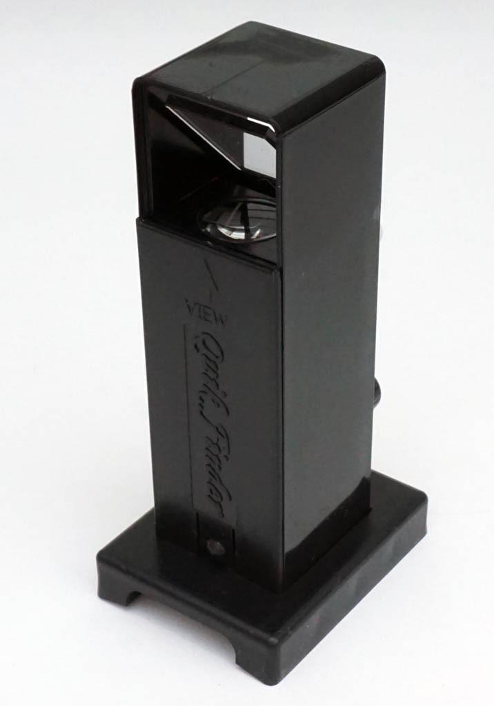 Rigel QuikFinder Compact Reflex Sight -Red Dot Finder - Finderscope