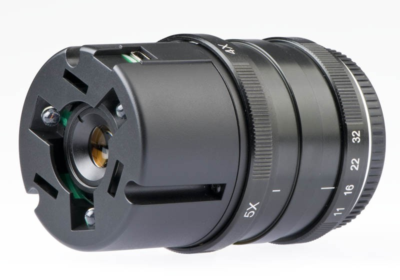Yasuhara Nanoha x5 Macro Lens 5:1 - SONY E-mount