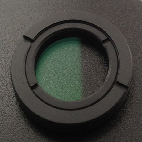 ZWO 1.25″ Low Profile Clear Filter - ASI Camera Protect Window for Early Versions of ASI120MM
