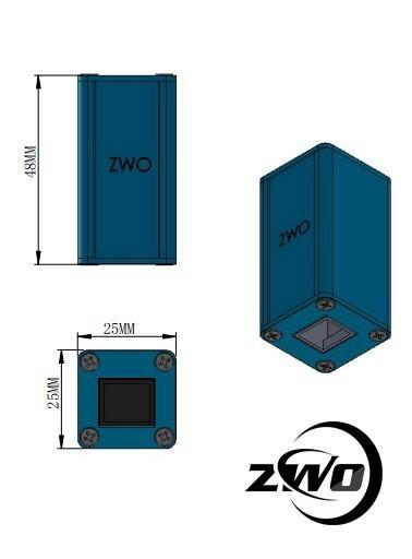 ZWO USB ST4 Adapter