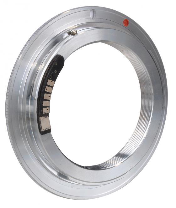 "Explore Scientific Special Canon EOS AF Confirm T-ring for ES 3"" 0.7x Reducer"