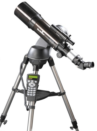SkyWatcher Startravel 102 SynScan AZ GOTO Refractor Telescope