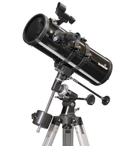 SkyWatcher Skyhawk-1145P Parabolic Newtonian Reflector Telescope on EQ1 Mount
