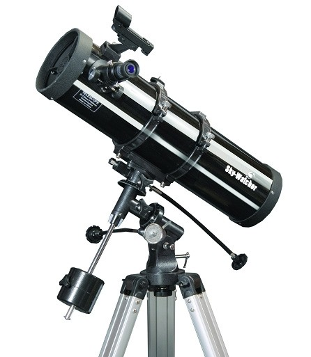 SkyWatcher EXPLORER-130P Parabolic Newtonian Reflector Telescope with EQ2 Mount