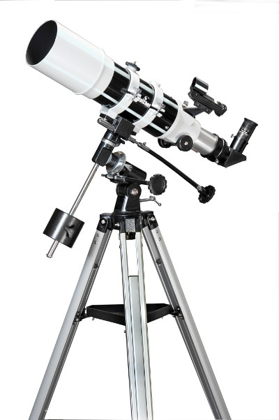 SkyWatcher Startravel-102 EQ1 Refractor Telescope
