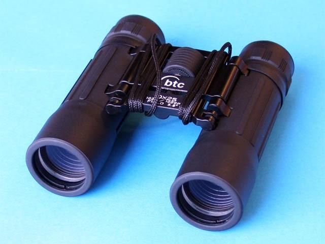 10x25 Pocket Binocular