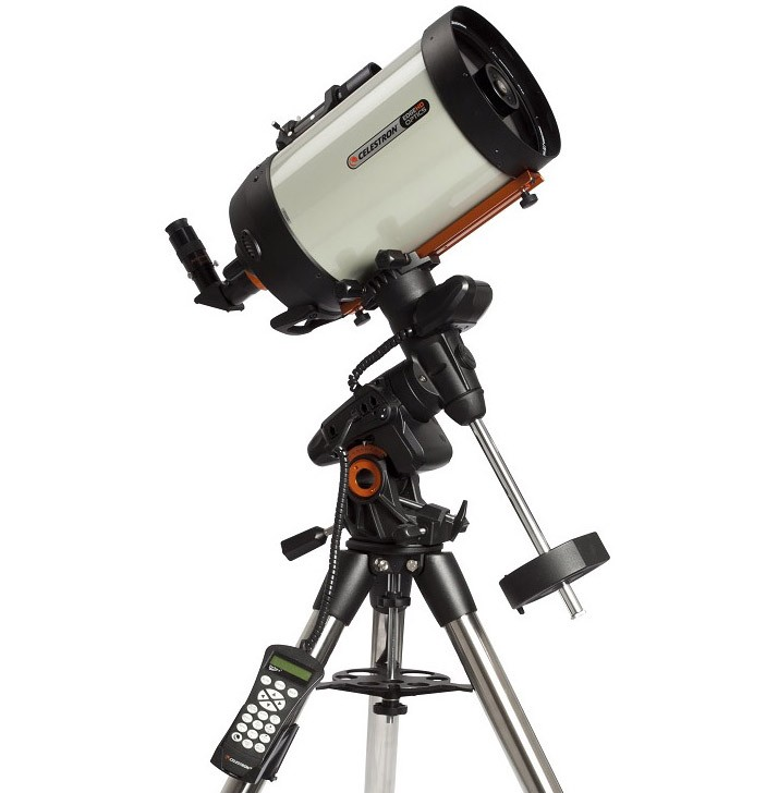 Celestron Advanced VX 8 EdgeHD Computerised Telescope with Thermocharge 6