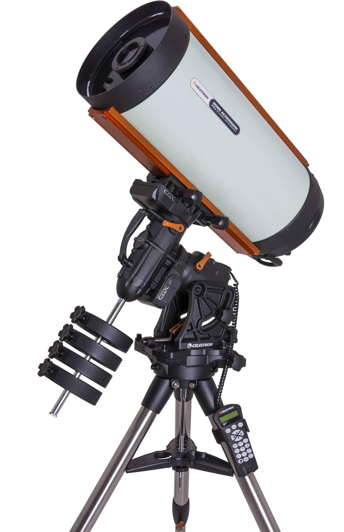 Celestron CGX EQ 1100 Rowe-Ackermann Schmidt Astrograph RASA GOTO Computerised Telescope