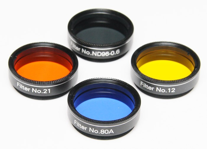 Lunar/Planetary Filter Set - 1.25-inch from OVL