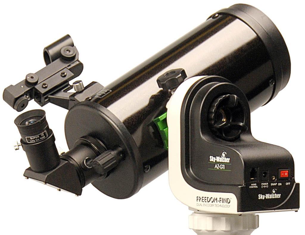 """SkyWatcher SKYMAX-102 AZ-GTi 102mm (4"""") f/12.7 WIFI GO-TO Computerised Telescope"""