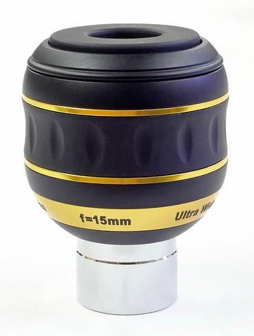 SkyWatcher SKY PANORAMA UWA 80-deg 15mm 1.25-inch Eyepiece
