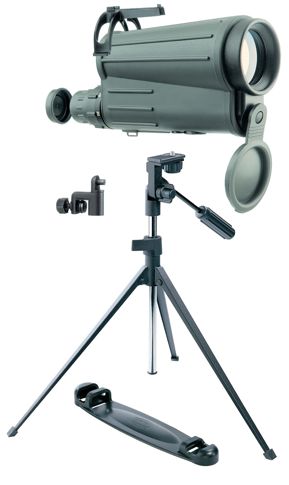Yukon Scout 20-50x50 WA Spotting Scope Tripod Kit