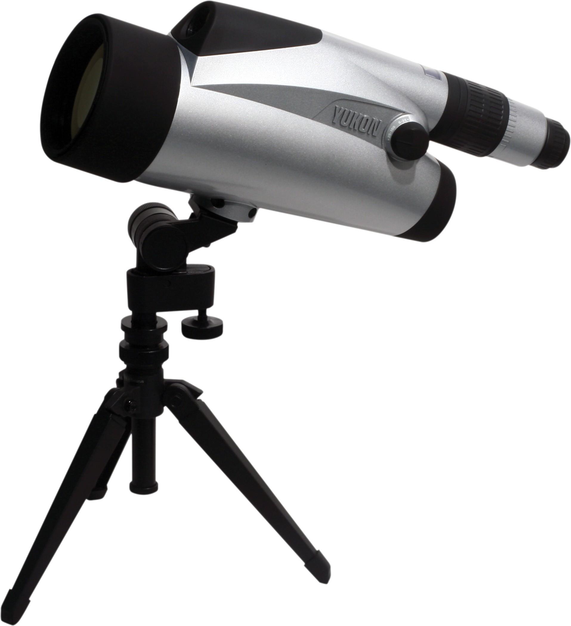 Yukon 100X LT 6-100x100mm Variofocal ZOOM SpottingScope KIT - CLEARANCE
