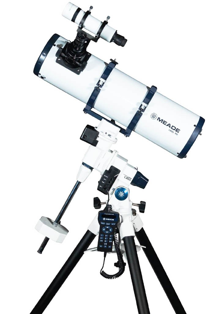 "Meade LX85 Series 6"" Computerised Newtonian Reflector Telescope"