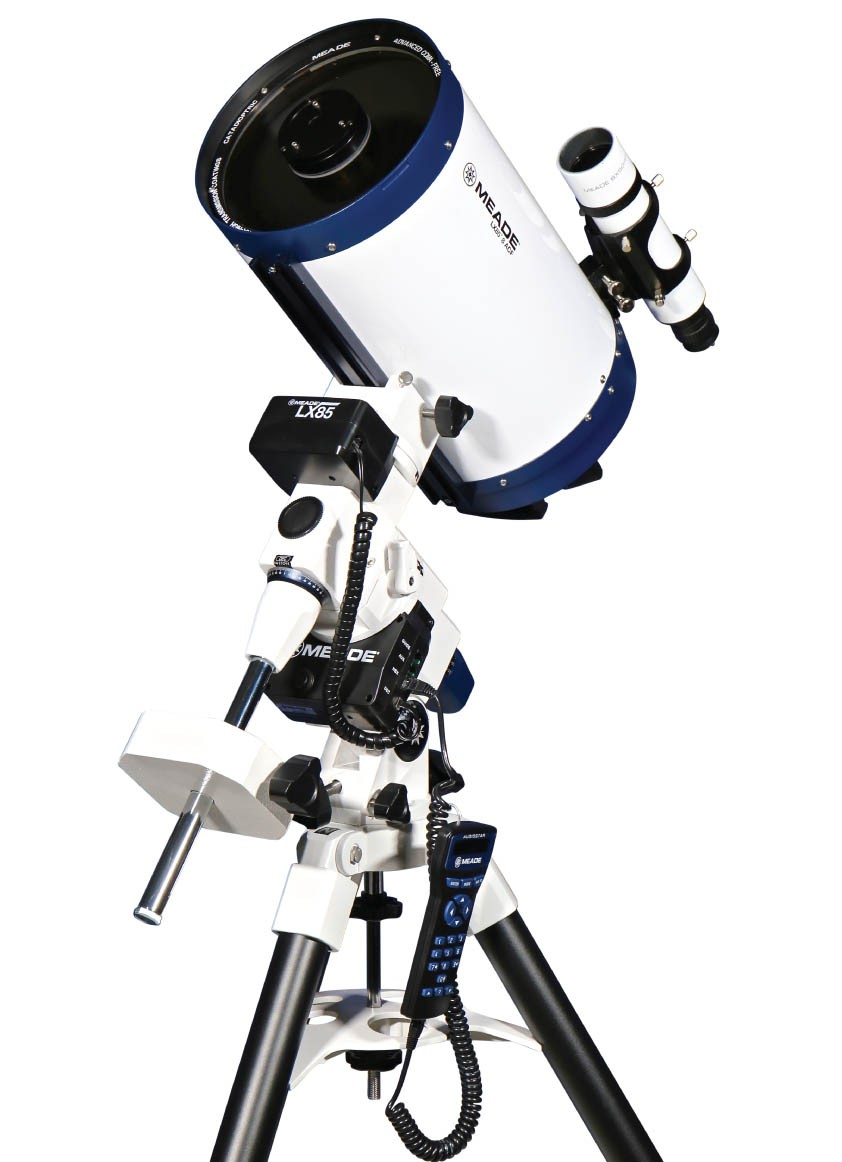 "Meade LX85 Series 8"" ACF Computerised Telescope"