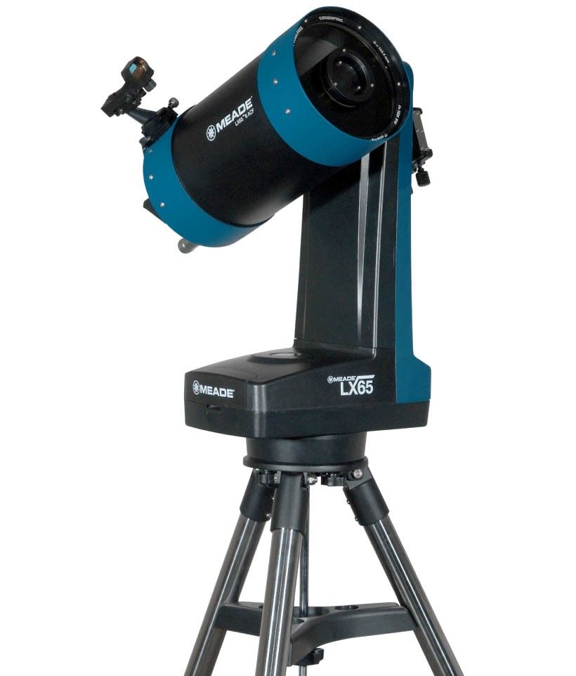 "Meade LX65 Series 6"" ACF Advanced-Coma Free Computerised Telescope"