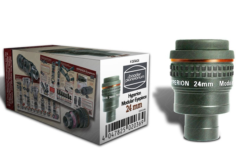Baader Hyperion Eyepiece 24mm, (Fixed Focal Length)