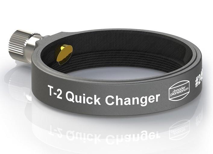 Baader T2 Heavy Duty Quick Changer (Zeiss Micro bajonett w. T-2 female)
