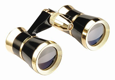 Symphony 3x25 Black Opera Glass