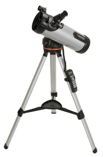 Celestron 114 LCM Computerised Newtonian Telescope