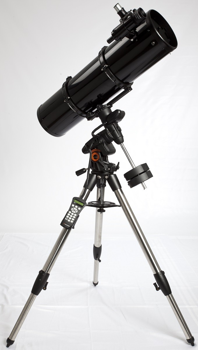 Celestron Advanced VX 8 Newtonian Computerised Telescope