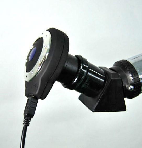 365Astronomy 1.3MP USB Digital Eyepiece for Telescopes