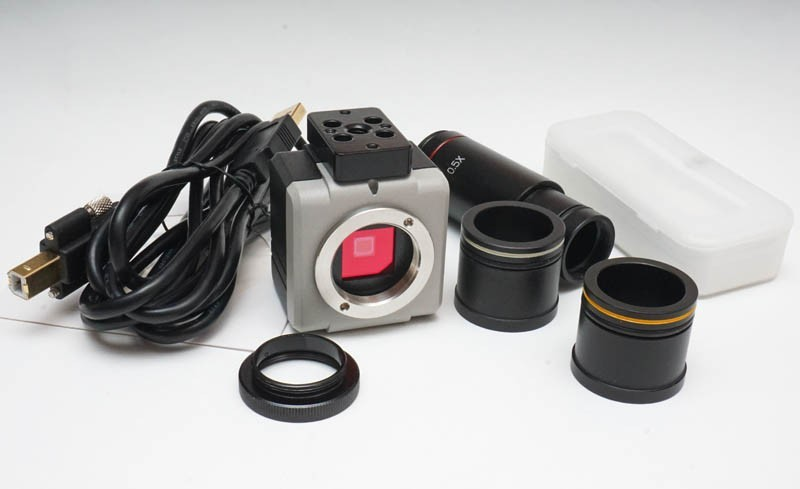 JPLY 5MPixel Colour CMOS Digital Microscope Camera