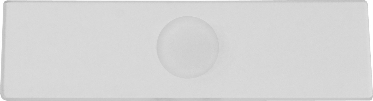 Celestron 50 x Blank Concave Microscope Slides 25 x 76mm