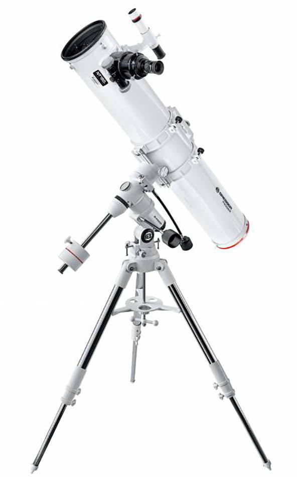 Bresser Messier NT-150L/1200 Newtonian Telescope with EXOS-1 (EQ4) Mount