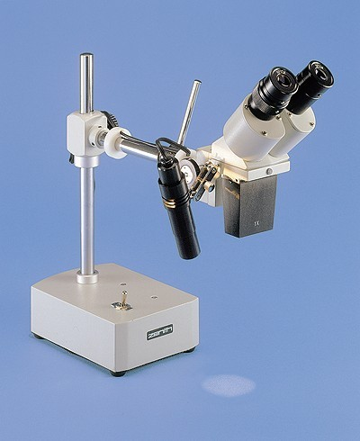 Zenith STL-80 X10 X20 Long Arm Stereoscopic Microscope