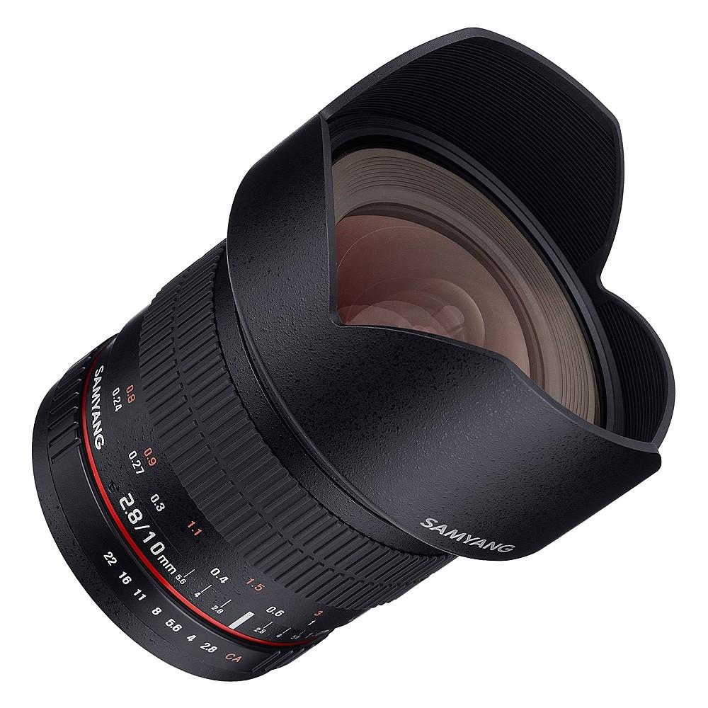 Samyang 10mm F2.8 ED AS NCS CS Lens for CANON EOS dSLR