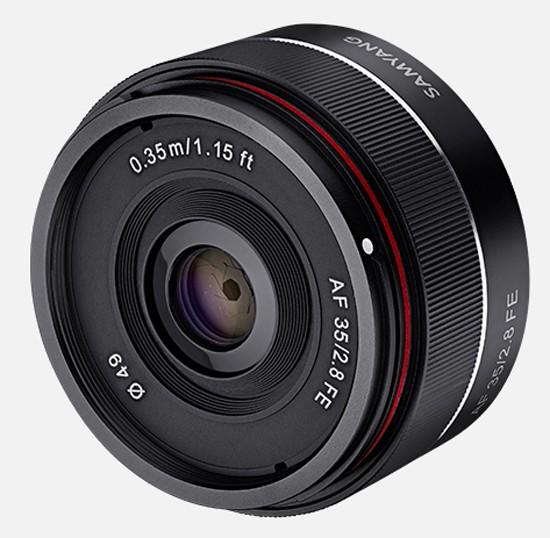 Samyang AF 35mm F2.8 FE Lens for Sony E-Mount