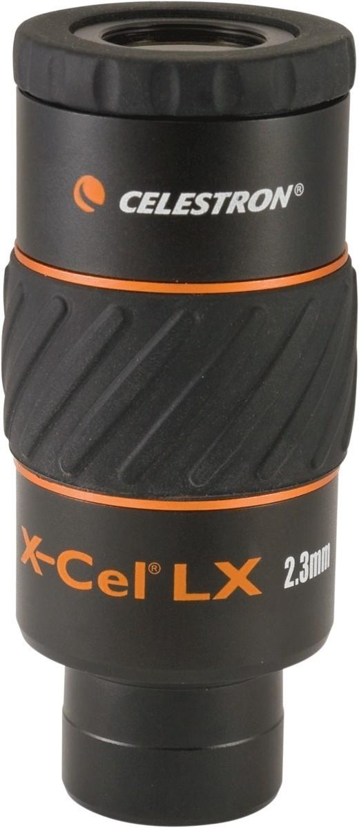 Celestron X-Cel LX  2.3mm Eyepiece - 1.25 inch