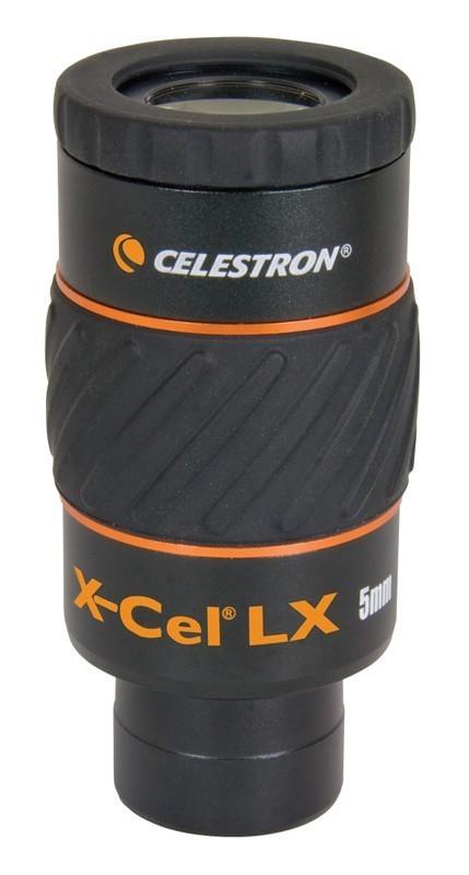 Celestron X-Cel LX  5 mm Eyepiece - 1.25 inch