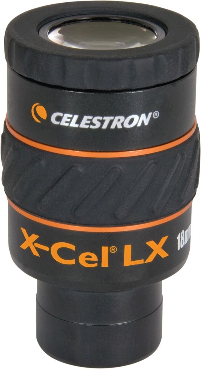 Celestron X-Cel LX  18 mm Eyepiece - 1.25 inch
