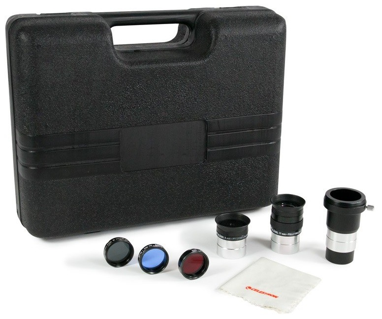 Celestron Observers Accessory Eyepiece and Filter Kit 31.7mm