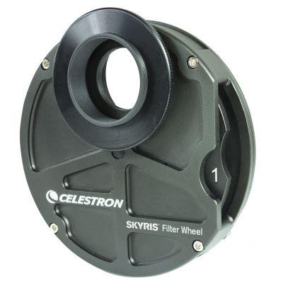Celestron Skyris 5-Position 1.25 Inch Filter Wheel