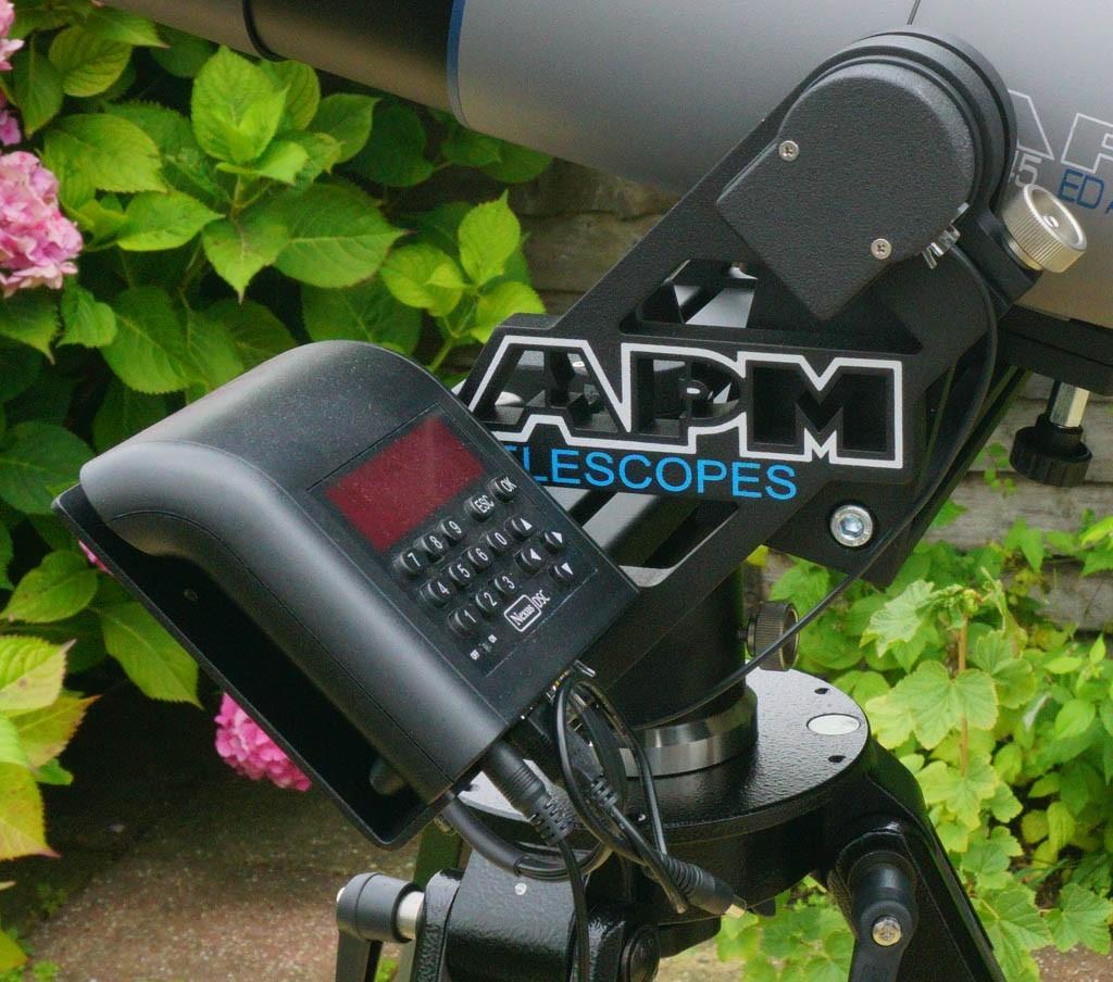 APM Alt-Azimuth Fork Mount with Encoders and Nexus DSC BUNDLE