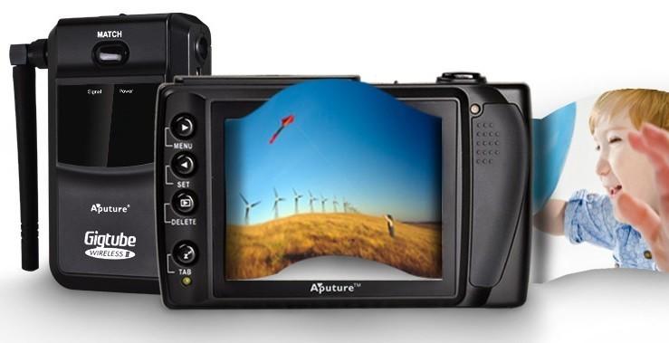 Aputure Gigtube Wireless II Viewfinder and Remote Control - GWII-N2 - Nikon