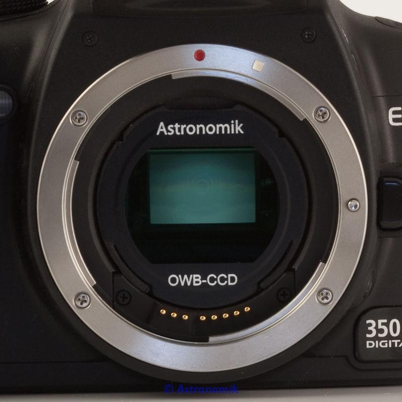 Astronomik OWB CCD Typ 3 Clip-Filter CanonEOS