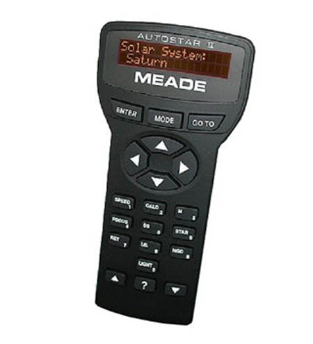 Meade Auto Star II Handset with Cable for Your Meade Telescope