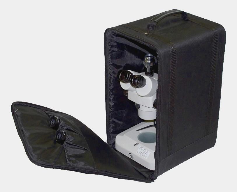 Lacerta Microscope Case