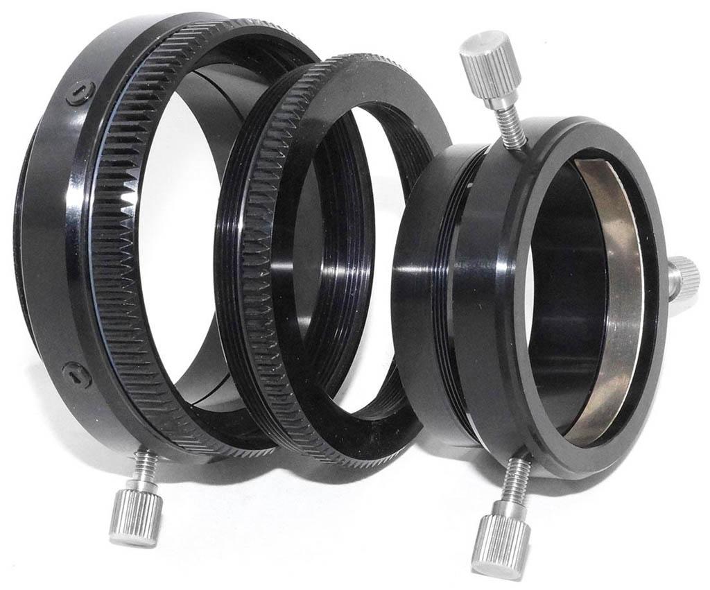 "TS-Optics M63 to M68, M54 and 2"" 360° Rotation Adapter"