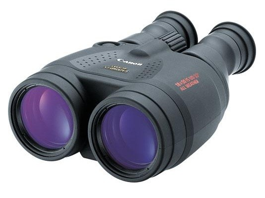 Canon 18x50 IS AW Image Stabilised Water Resistant Binoculars