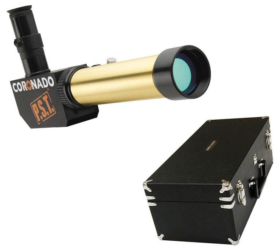 Coronado PST Personal Solar Telescope with Carry Case - USED