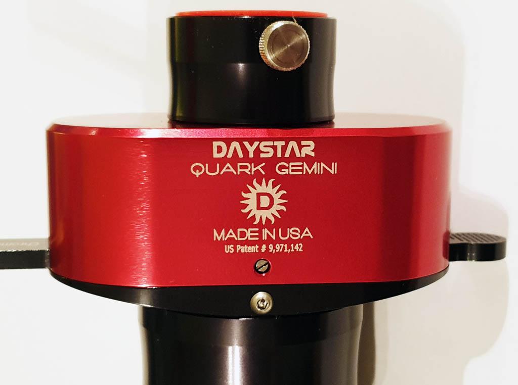 Daystar Quark Gemini H-alpha Filter (Chromosphere and Prominence)
