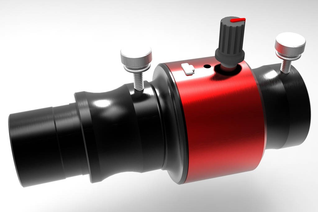 DayStar Instruments COMBO QUARK H-Alpha Eyepiece - CHROMOSPHERE Version