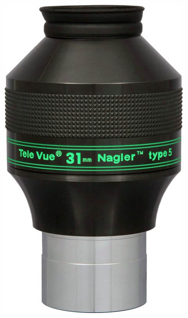 TeleVue Nagler (Type-5) 31mm Eyepiece, 82-degrees, 2""